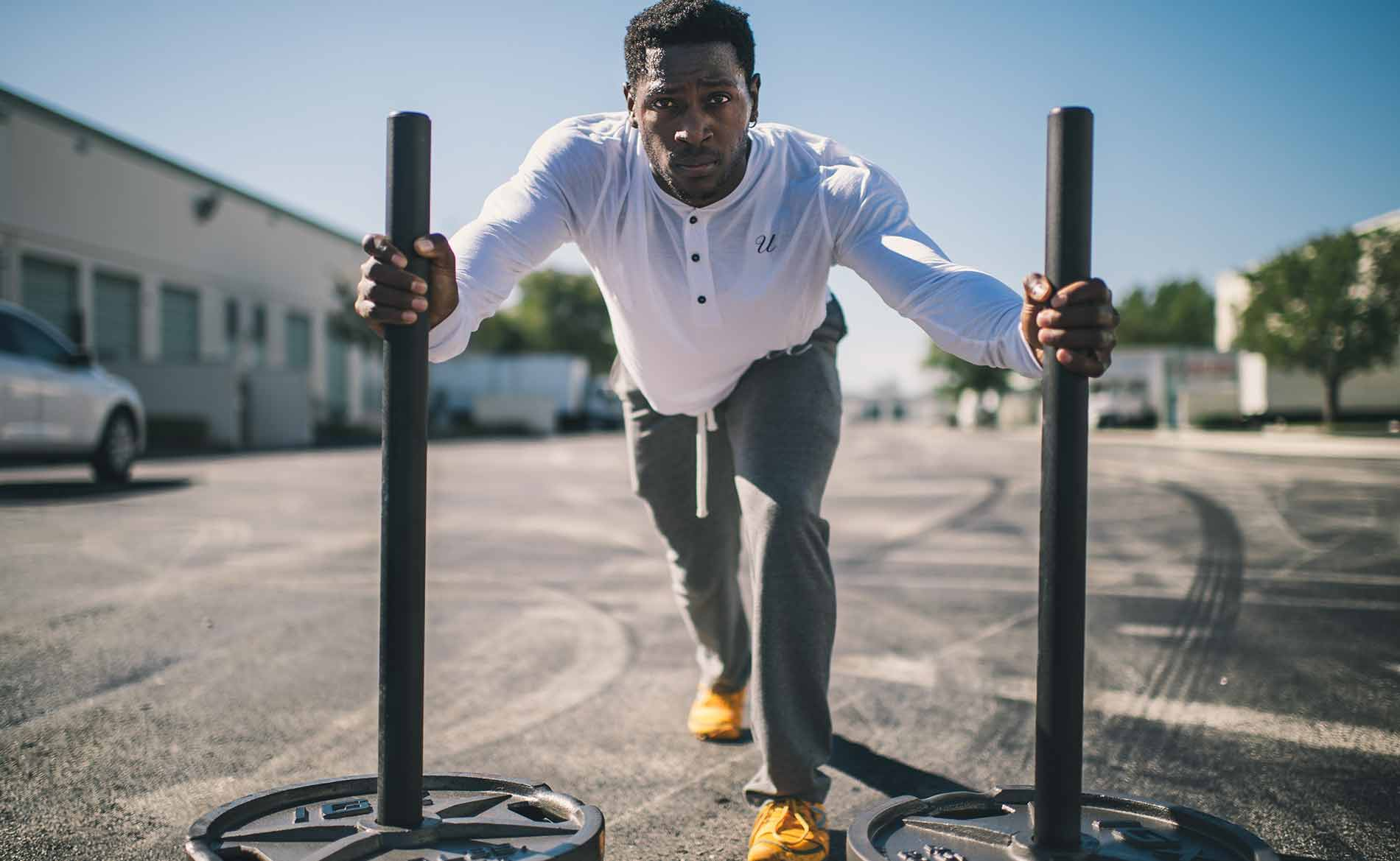 Athlete High Intensity Training